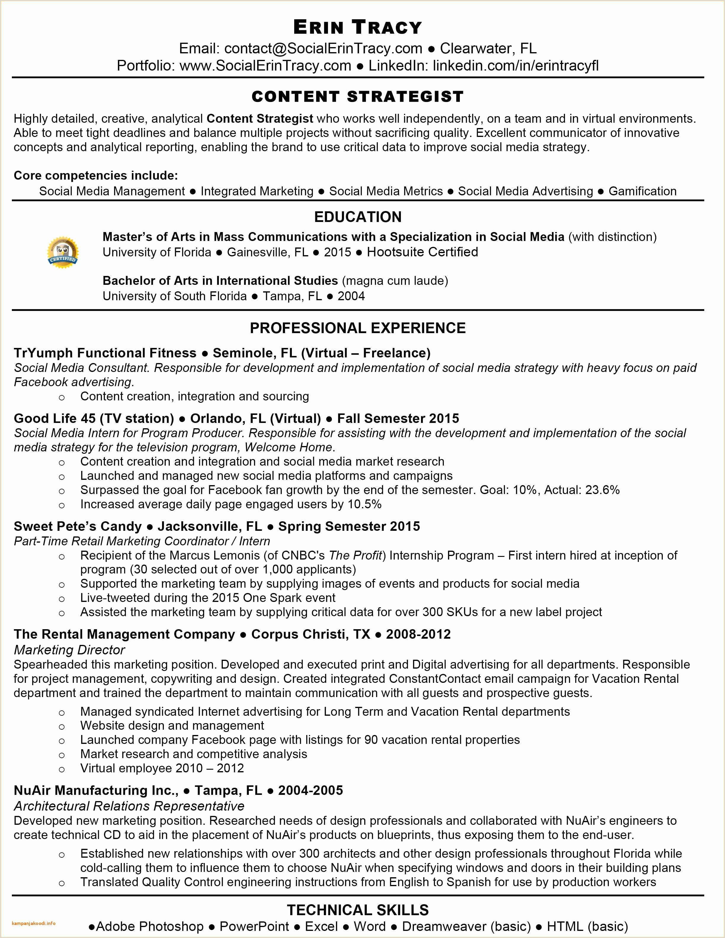 Promotional Resume Example Cover Letter Sample Creative Best Professional Resume