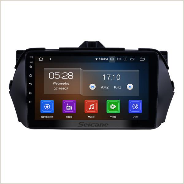 Pt Aide Jobs In Ma Acheter 9 Pouces android 9 0 Hd écran Tactile Gps Autoradio Navi Car Pour 2016 Suzuki Alivio Avec Usb Bluetooth Support Voiture Dvd Miroir Lien Obd2