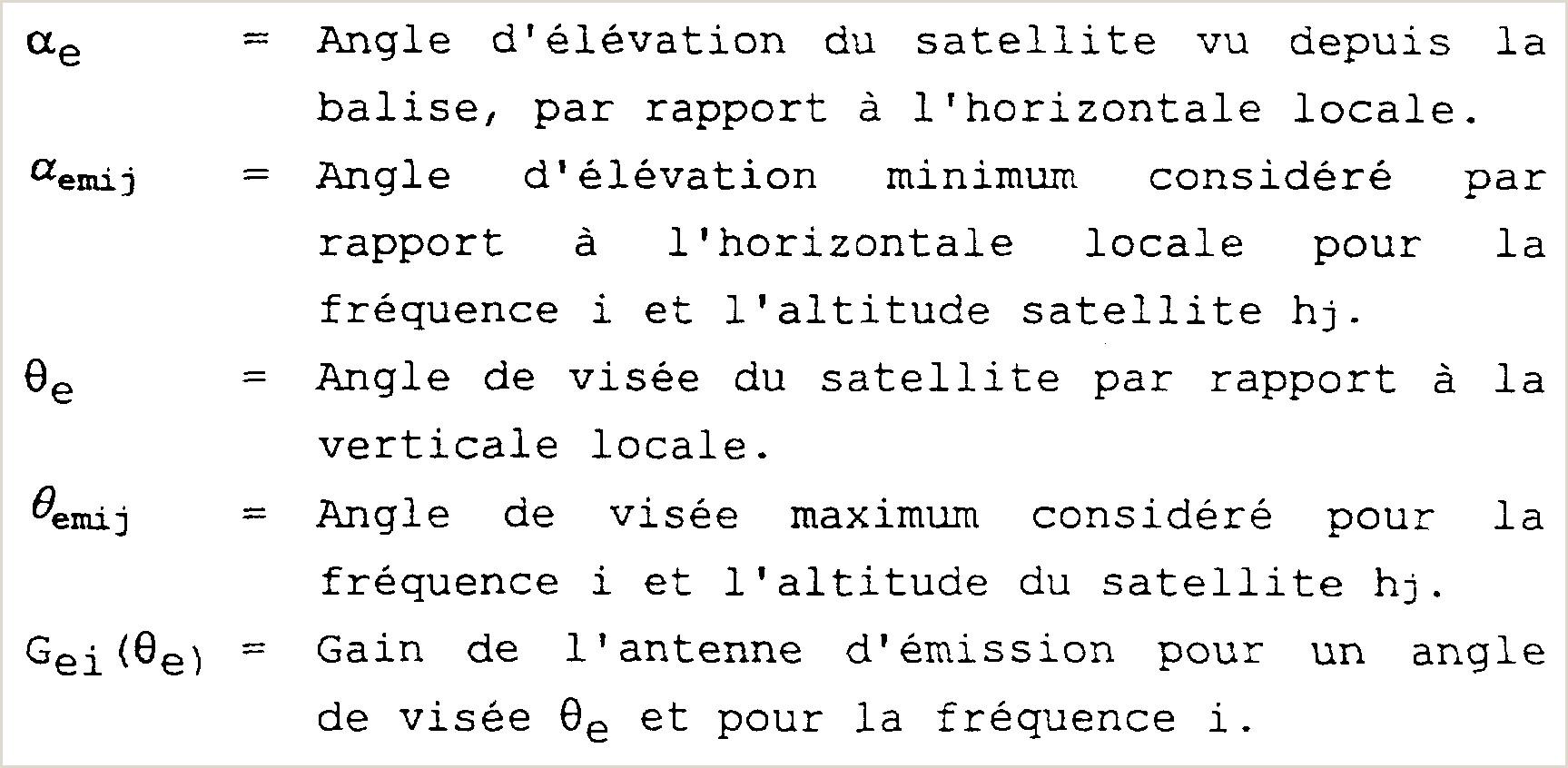 WO A1 Systeme mondial de radiolocalisation et de