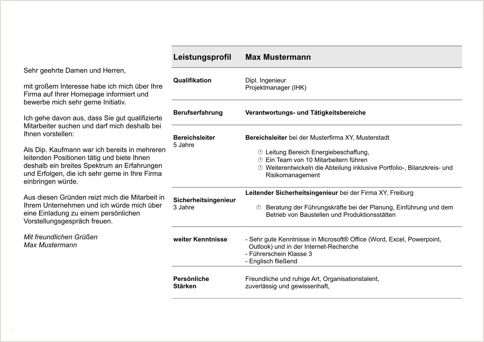 Qualifizierter Lebenslauf Muster 11 Bewerbung Ingenieur Muster