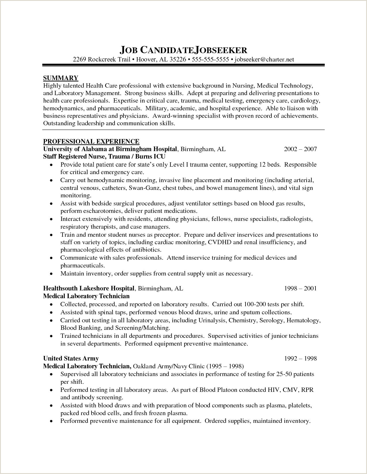 10 sample cover letter no experience