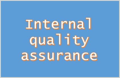 Quality assurance Cover Letter No Experience Iqa