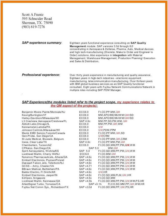 lean six sigma resume examples Kadilrpentersdaughter