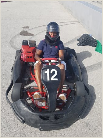 Racing Go Kart Graphics Bushy Park Barbados Driving Experiences Saint Philip Parish