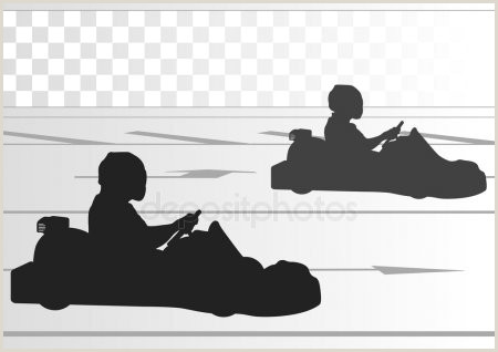 Racing Go Kart Graphics Go Kart Stock Vectors Royalty Free Go Kart Illustrations