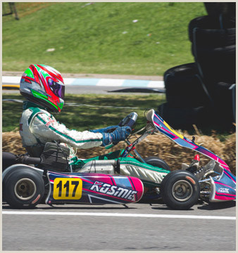 Racing Go Kart Graphics Karting Beaucaire – Languedoc