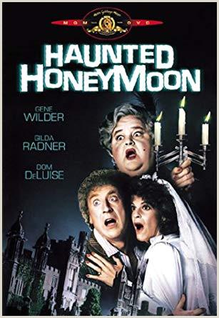 Amazon Haunted Honeymoon Gene Wilder Gilda Radner