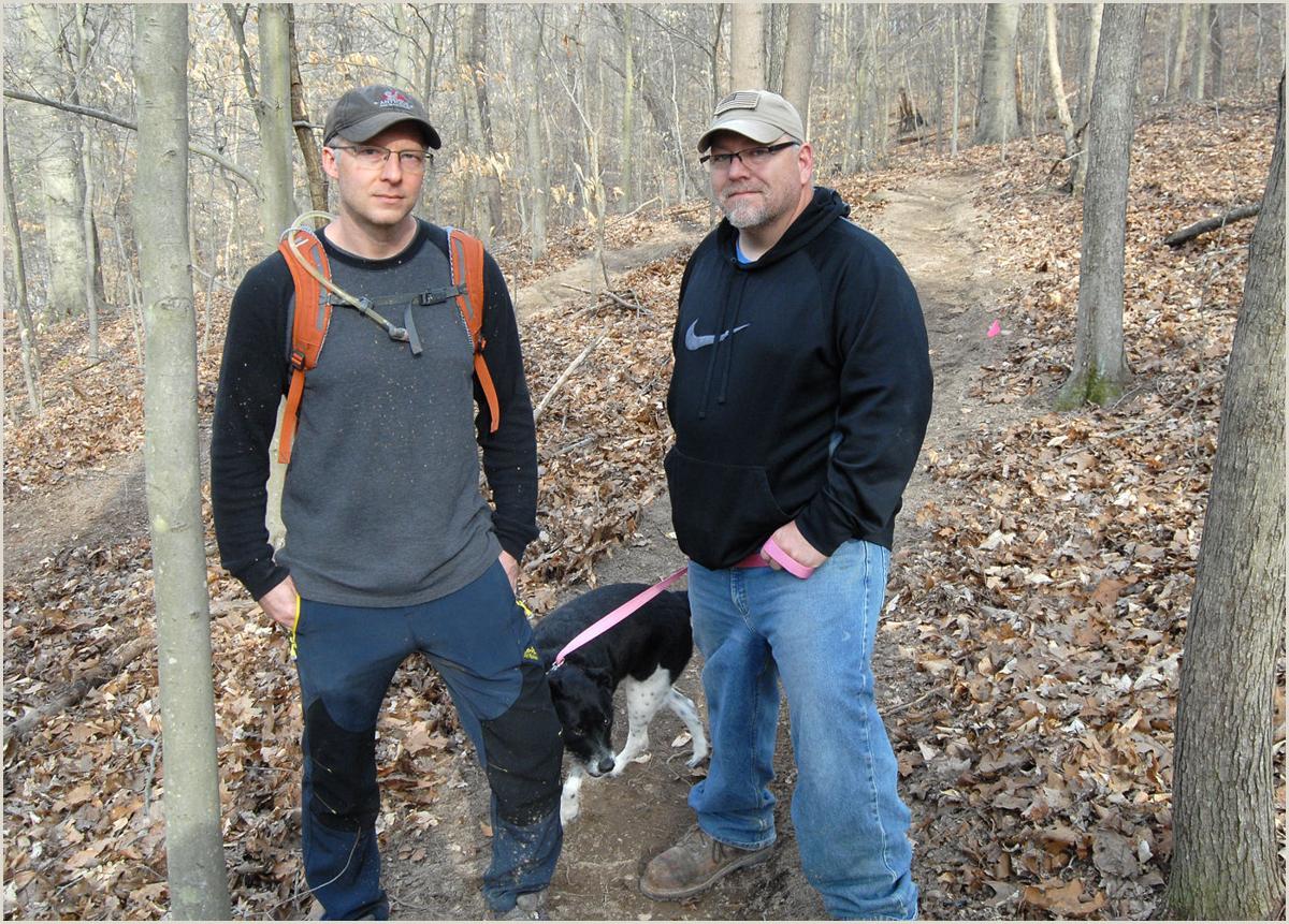 Radnor Hunt Weddings Volunteers Establishing New Biking Hiking Trail at Ridenour