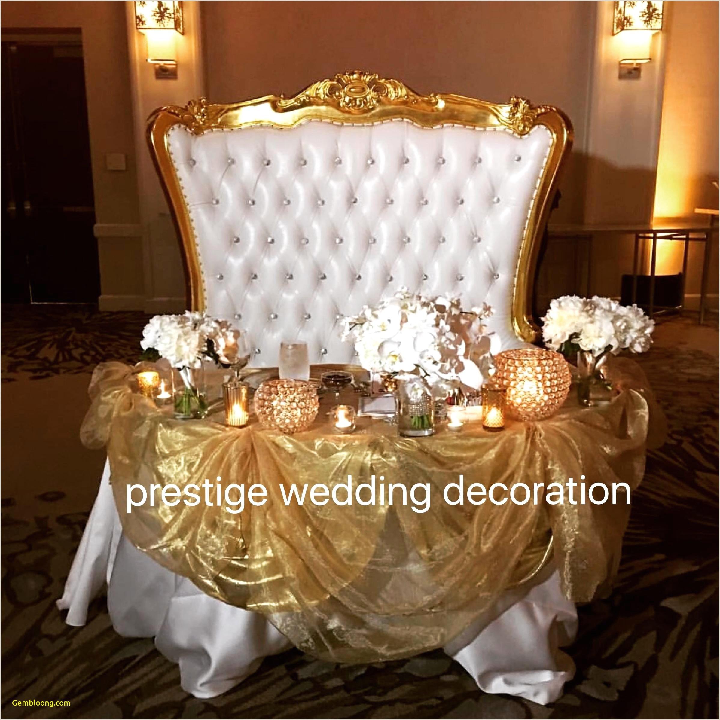 Elegant Wedding Reception Decorating Ideas