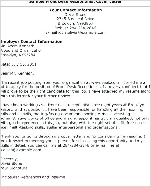 sample resume receptionist – agarvain