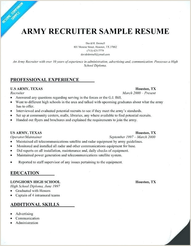 recruiter resume objective – paknts