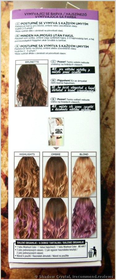 71 Expository Ion Brilliance Hair Color Chart