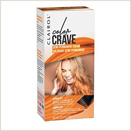 Redken Demi Permanent Hair Color Clairol Color Crave Semi Permanent Hair Color Apricot