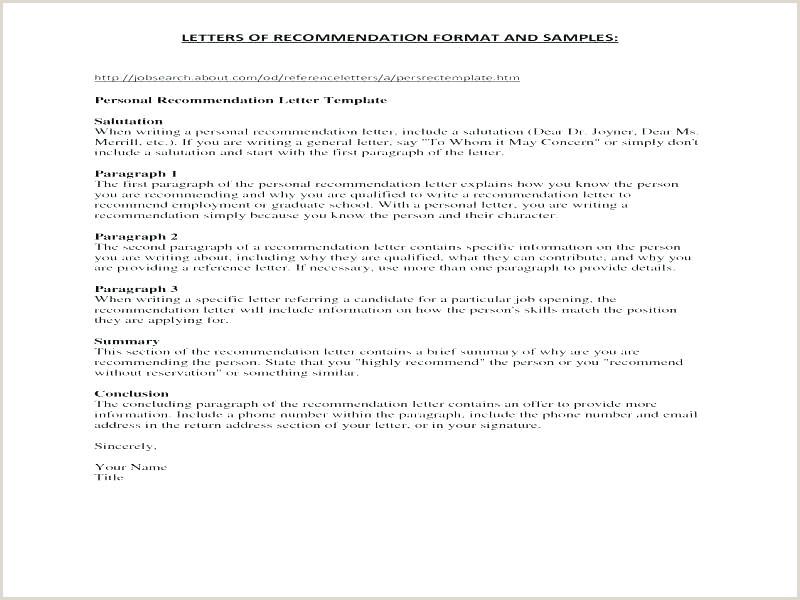 Employment Re mendation Letter Sample Filename Free