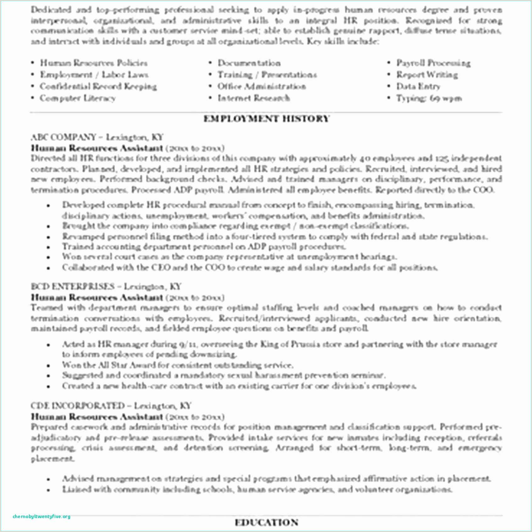 Referral Cover Letter Sample