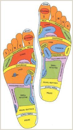Reflexology Hand Map Chart Les 130 Meilleures Images De Foot Reflexology Chart