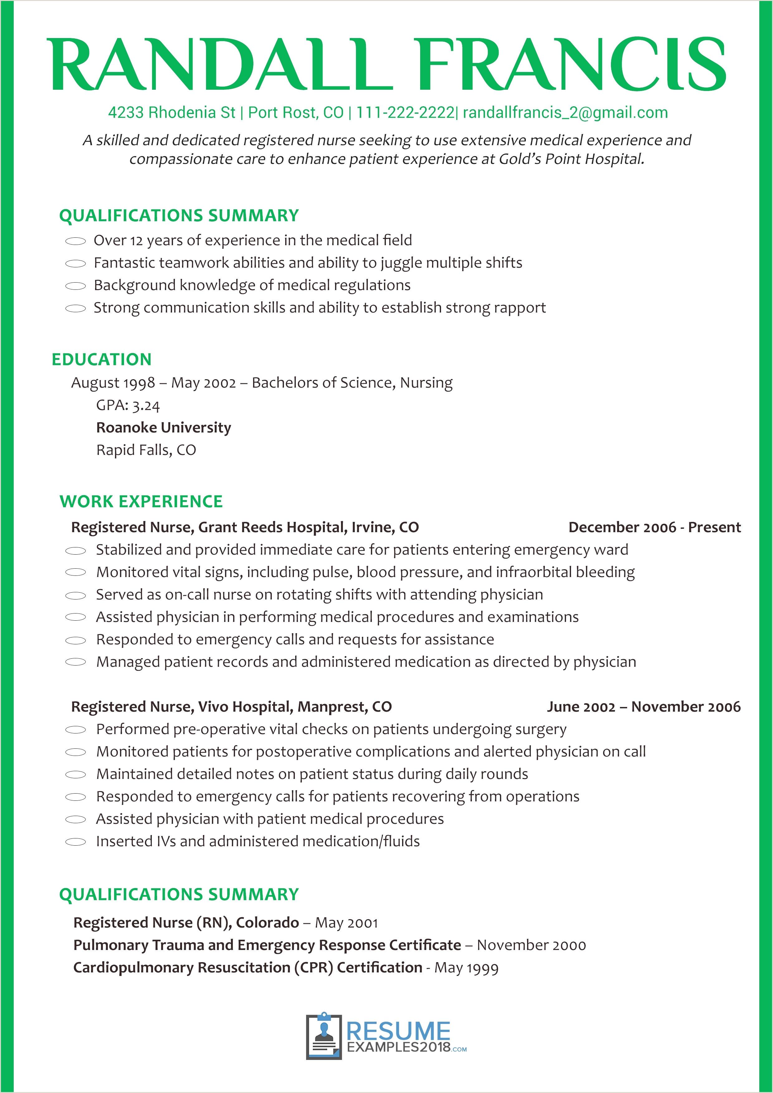 Nursing Background Elegant Cv Resume Fresh Resume or Cv