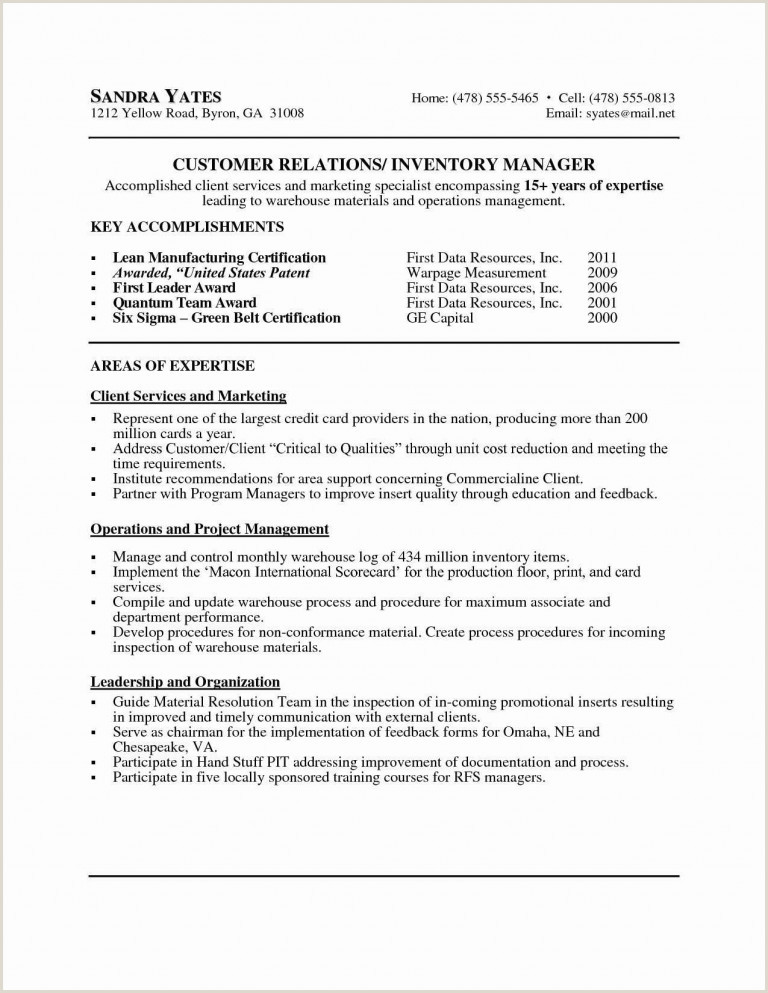 Regulatory Affairs Resume Luxury Regulatory Affairs Resume