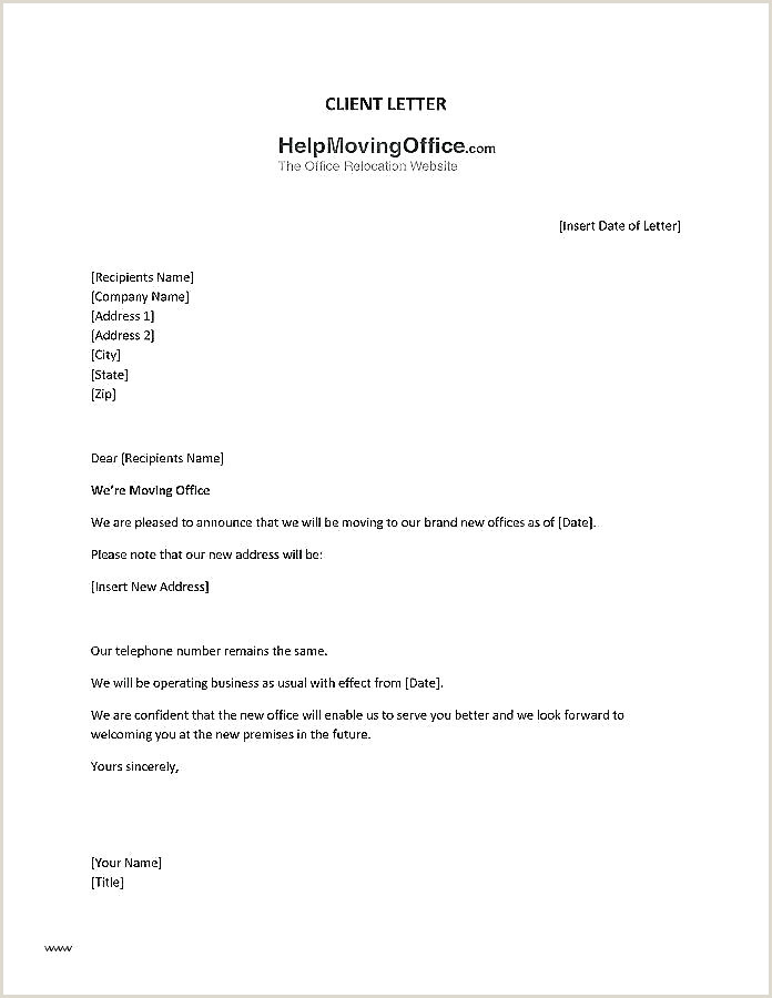 Relocation Letter to Clients Business Moving Announcement Template