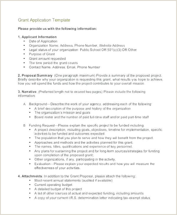 Cover Letter For Grant Application Sample Proposal Funding