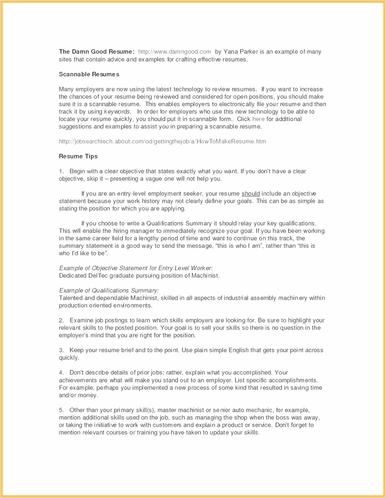 10 Resume Samples For Counseling Position