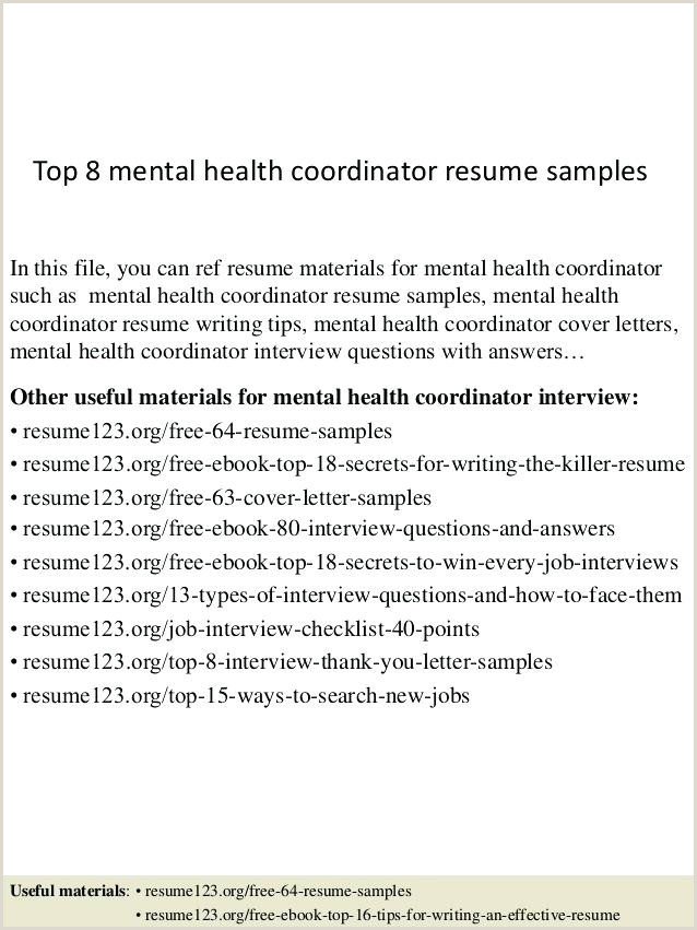 Residential Counselor Resume Samples Patient Care Coordinator Resume – Blogue