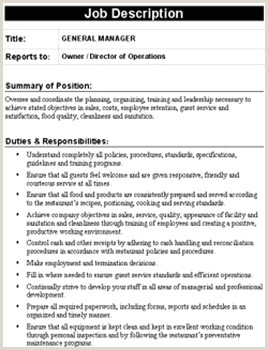 Restaurant Hostess Job Description Resume Hostess Duties for Resume Awesome Restaurant Job Description