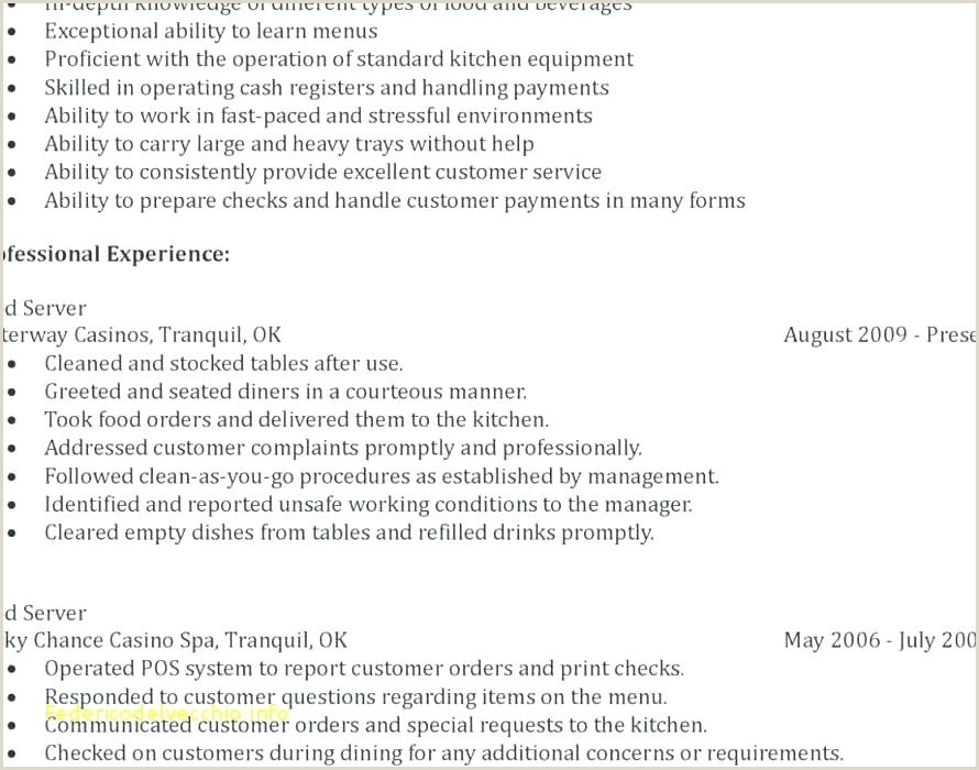 Restaurant Job Application Template Cover Letter In Germany Archives