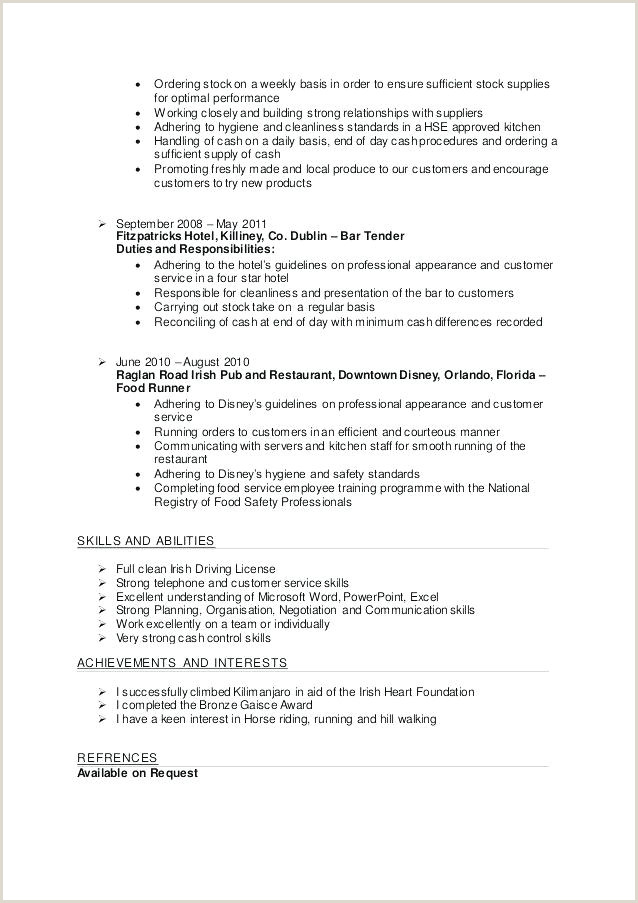 Restaurant Owner Job Description for Resume Resume for Restaurant Owner – Blaisewashere