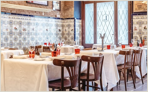 The best restaurants in Barcelona
