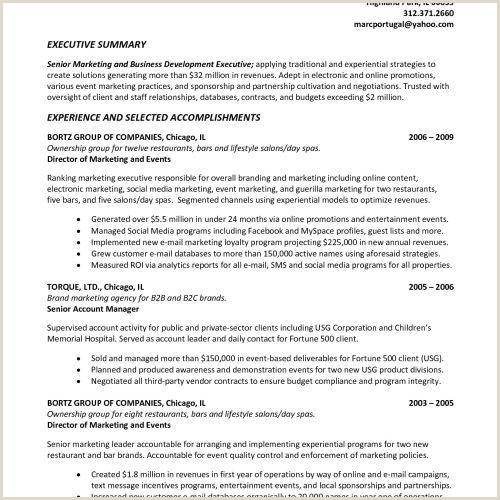 Restaurant Resume Templates Traditional Resume Template New Ac Plishment Based Resume