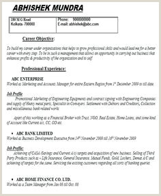 Resume Examples Australia 2016 93 Best Cv Examples Images In 2019