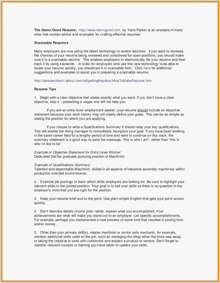 Resume Templates for Supervisor Position – Cover Letter for