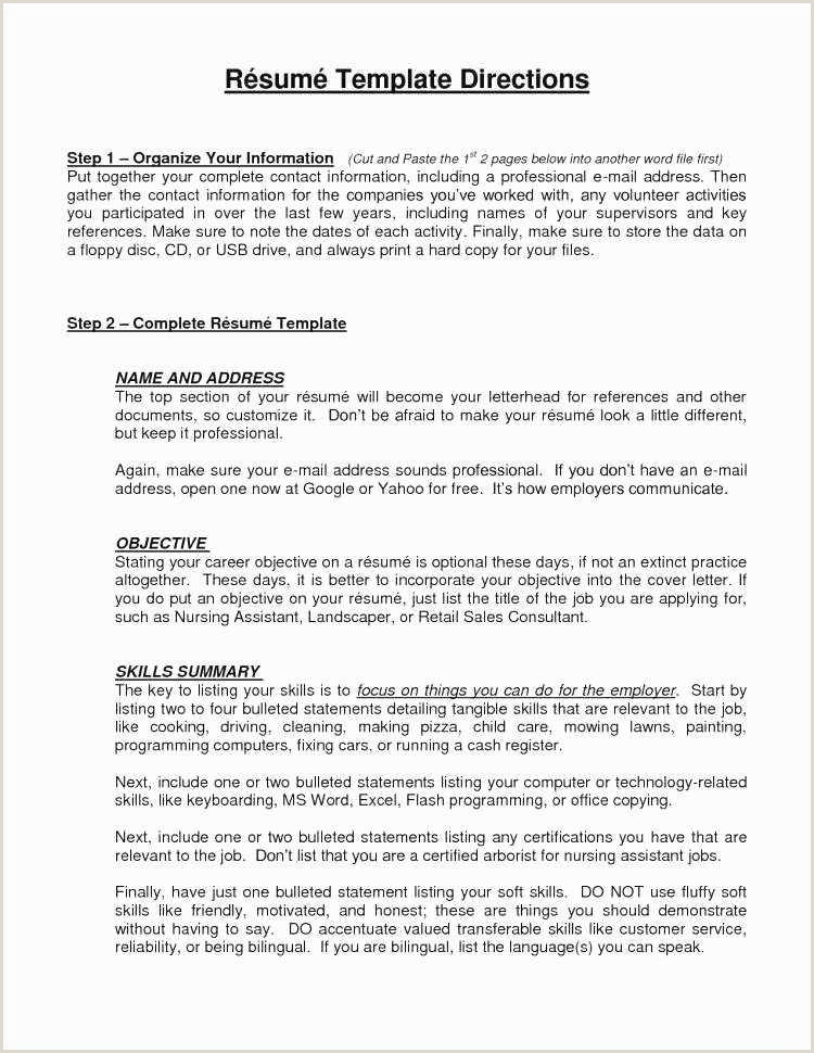 Free Collection 44 Best Resume Templates Free Free Download