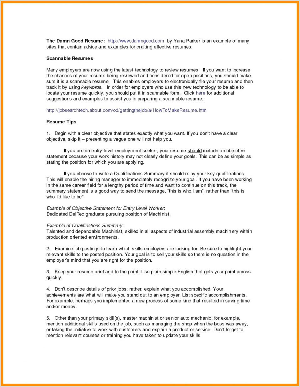 Accounting Resume Objective Best Samples Free In For Associa