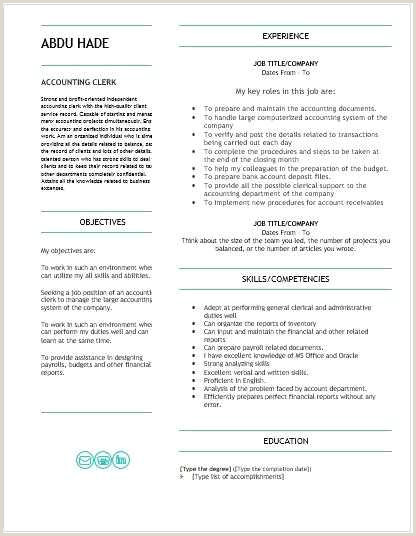 Fresh Accounting assistant Resume