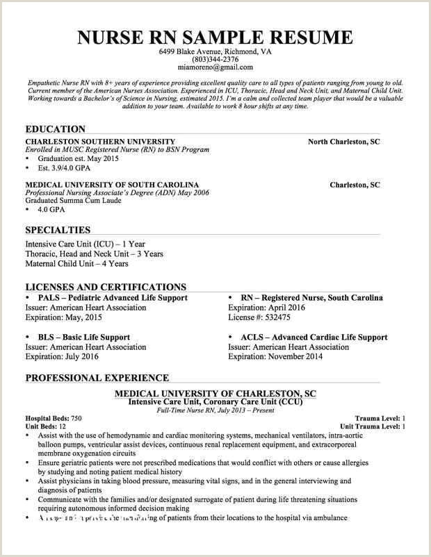 Resume for Child Care Child Care Resume Examples Free Resume for Child Care