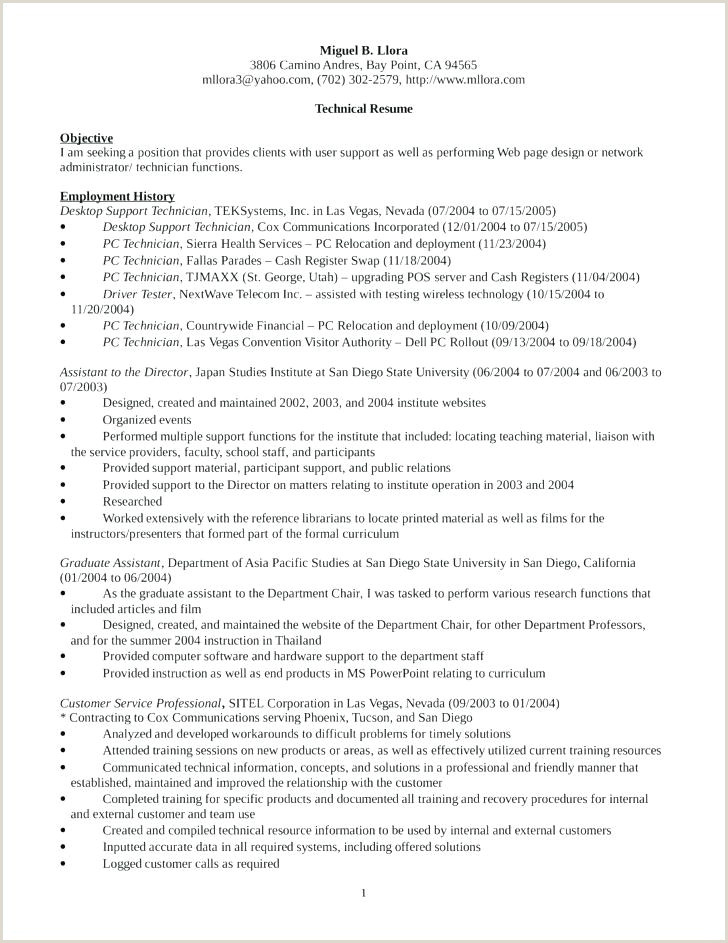 desktop support sample resume – growthnotes
