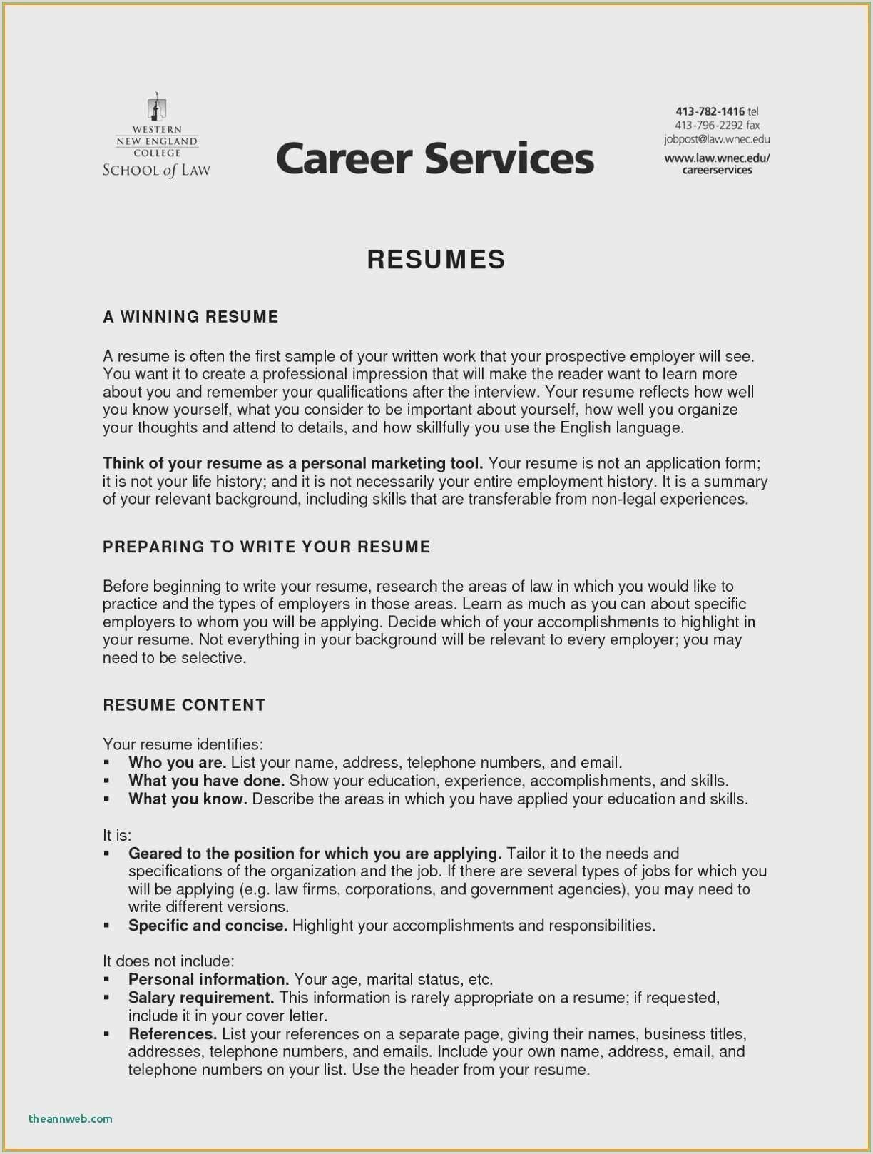 Resume for Government Job New Resume Ac Plishments