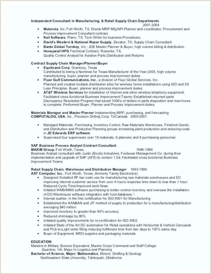 Resume Templates for Freshers Professional Mba Resume