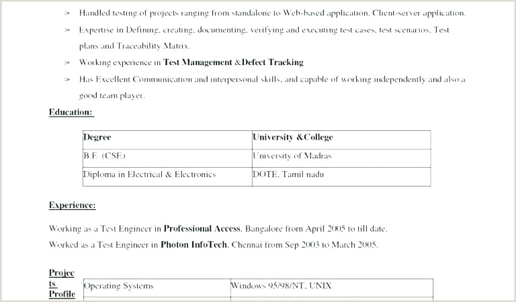 Resume Format Download In Ms Word For Fresher Civil Engineer Resume Format Fresher – Englishor