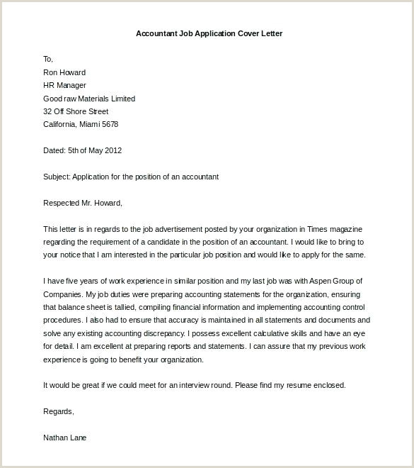 Resume format for Accountant Job Pdf Examples Of Cover Letters for Jobs – Growthnotes