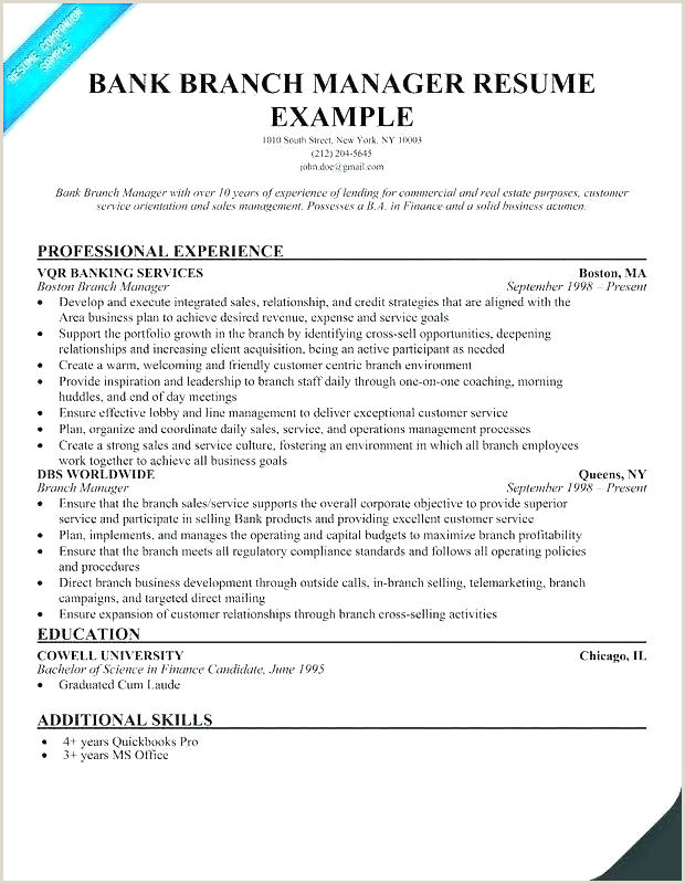 Resume format for Bank Job Fresher Pdf Sample Resume for Bank Jobs – Newskeyfo