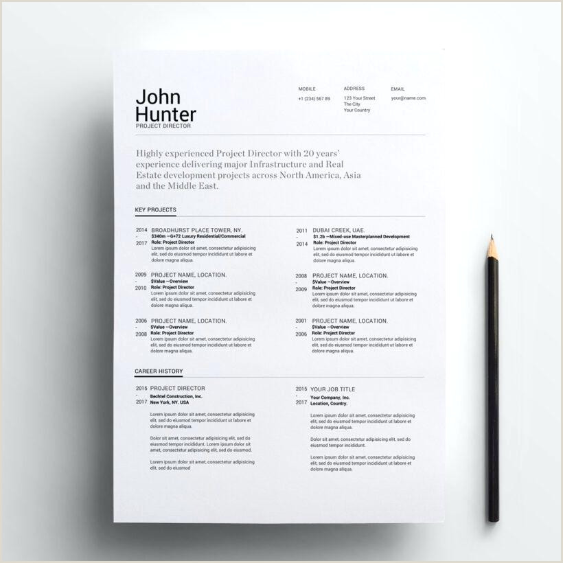 Resume format for Bank Job Pdf Download Corporate Resume Template