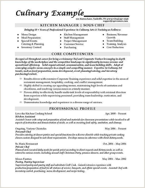 Resume format for Catering Job Caterer Job Description for Resume New Reference Letter for