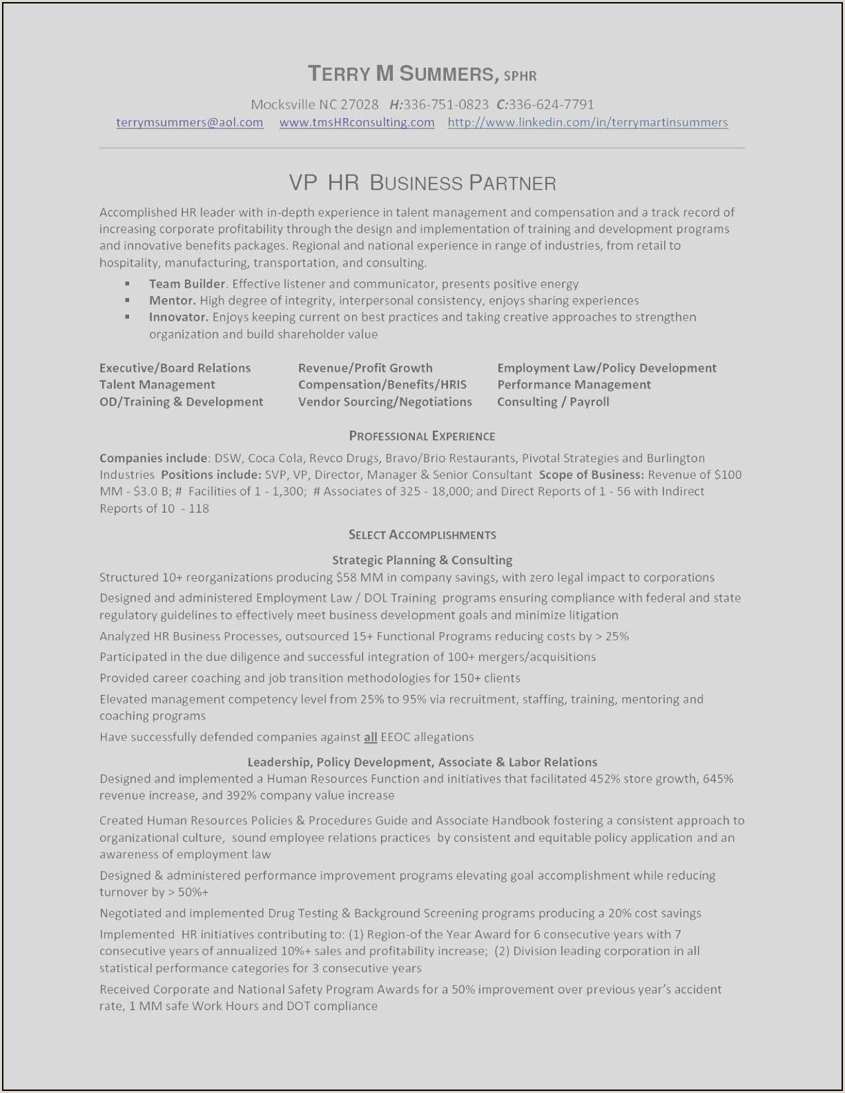 Resume format for Catering Job Sample Resume for Fresh Graduate without Work Experience