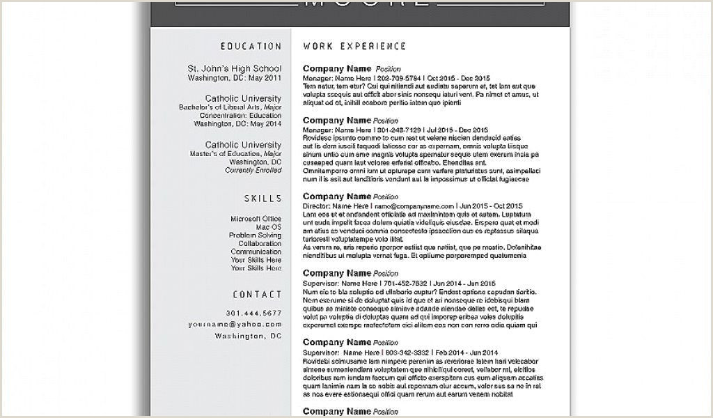 Resume Format For Company Job Social Worker Resume Templates Examples Resume For Social