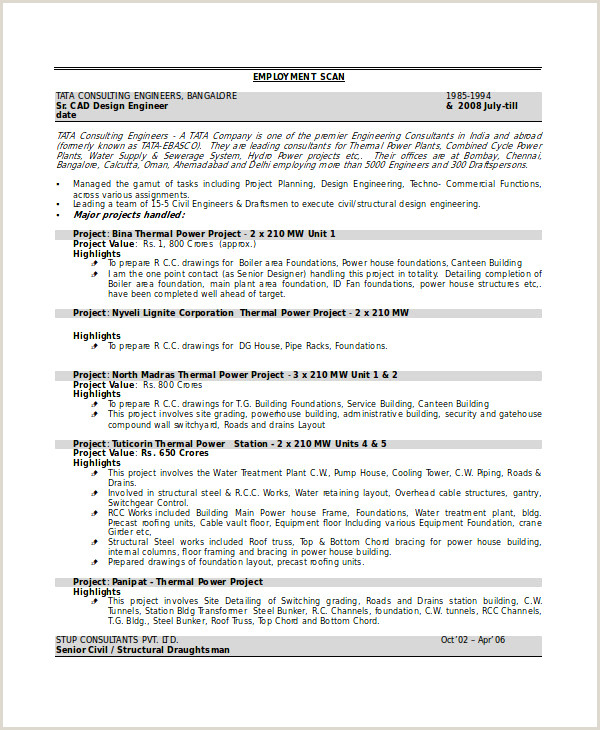 Resume Format For Engineering Job Pdf Classy Free Resume Templates Download Pdf Resume Design