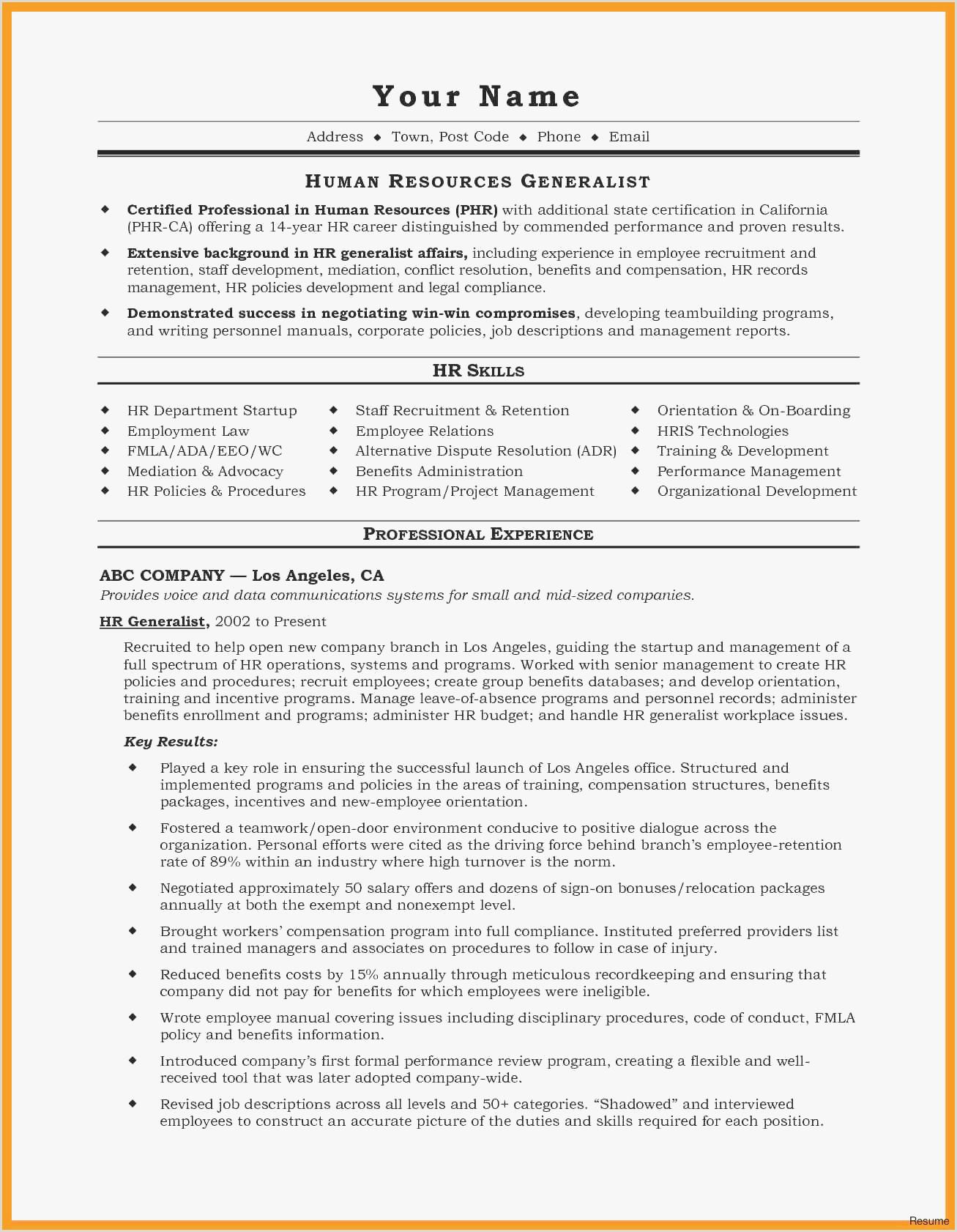 Resume Format For First Job Administrative Jobs Resume Sample – Salumguilher