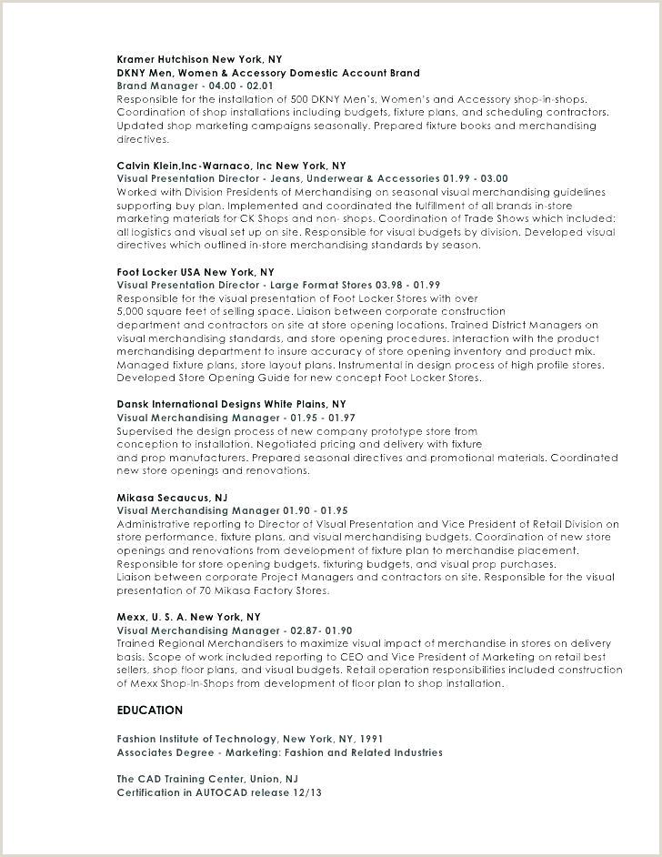 Resume format for Garments Job Fashion Merchandiser Resume – Joefitnessstore